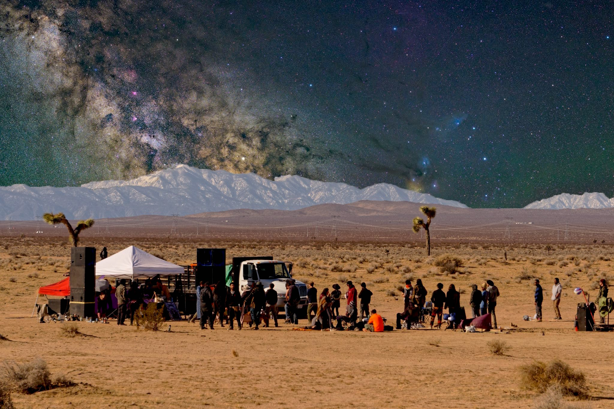 LUNALIMINAL: A Collaboration Event Between Xexify and MIstress of Evil! 3-21-2020 in the Mojave desert