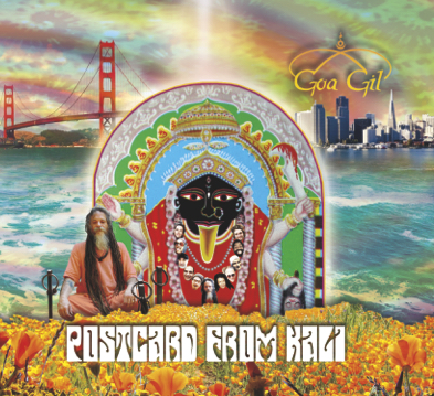 GOA GIL- POSTCARD FROM KALI NOW AVAILABLE